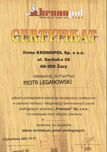 KRONOPOL LEGANOWSKI20140224